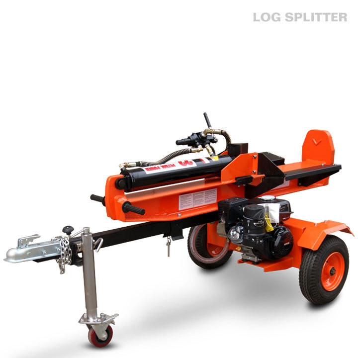Honda engine splitting table Firewood Log Splitter Automatic with gasoline powered