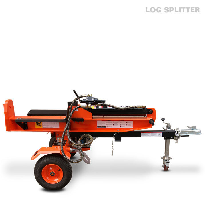 CE approved 18 T Gasoline log splitter hydraulic for wood splitting