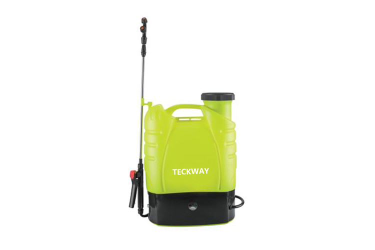 16L Agricultural Power Sprayer Knapsack Battery Power Sprayer 36.5x17x51cm