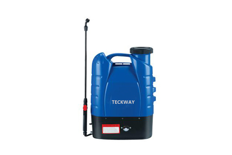 PE Material 16L Battery Power Knapsack Sprayer For Agriculture / Garden
